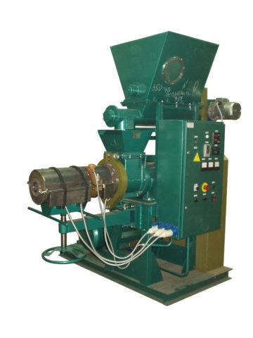 Пресс брикетировочный (ударного типа) ПБ-45, ПБ-75